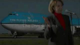 (Parody) Nancy Pelosi-Leaving 7 On a Jet Plane