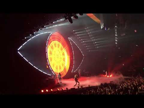 Katy Perry - Intro / Witness (Witness: The Tour - 8/8/18 - Brisbane Entertainment Centre)