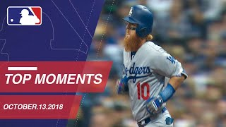 Top 5 Moments from October 13, 2018