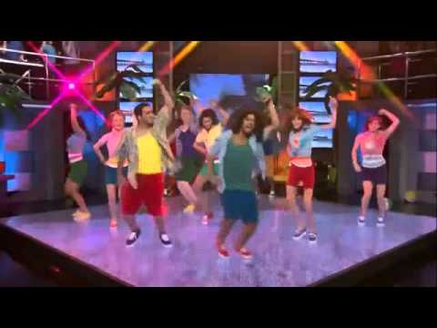 Shake it Up (A Todo Ritmo): Summer Dance (School's Out)