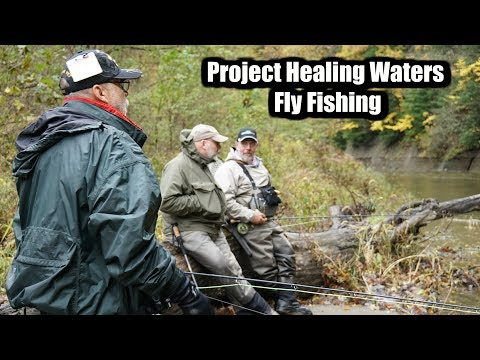 Project Healing Waters Fly Fishing 2018