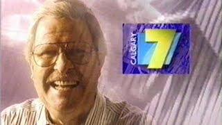 Calgary 7 Promo, Mar 26 1996 (1 of 3)