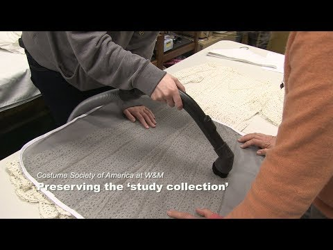 CSA at W&M: Preserving the 'study collection'
