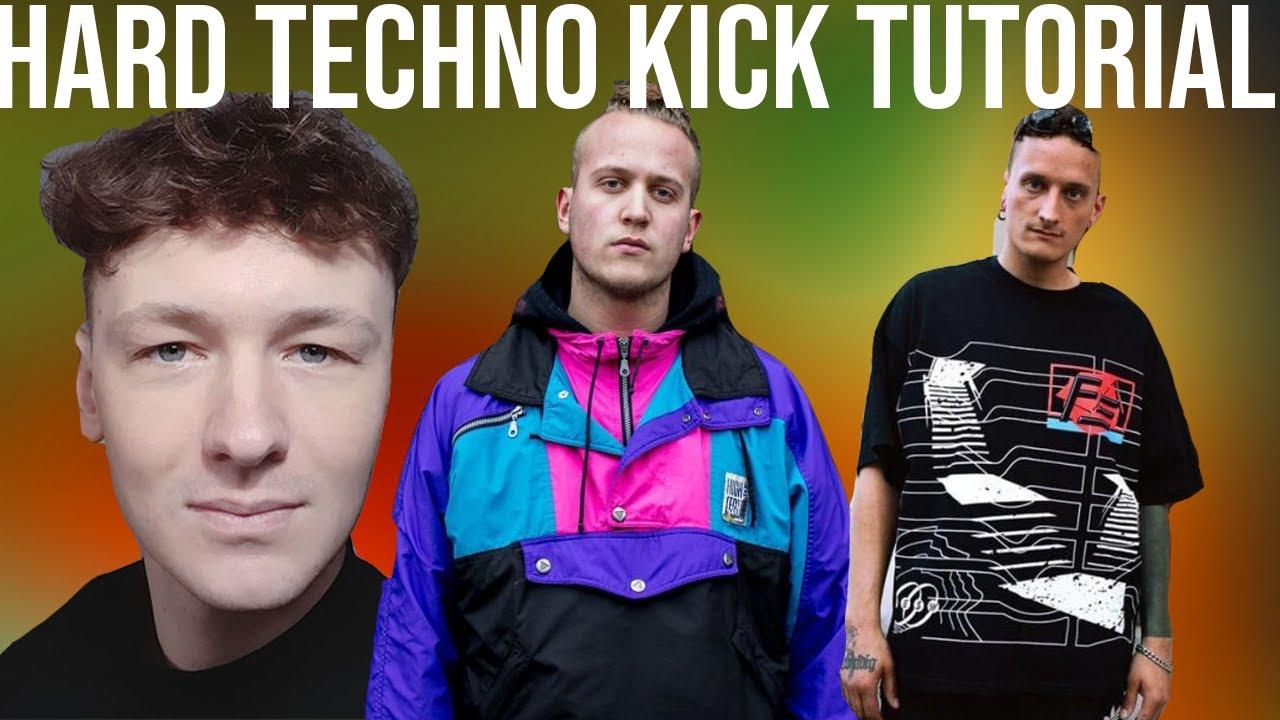 How To Make MASSIVE Hard & Industrial Techno Kicks Like KRTM, Dyen  & Inhalt Der Nacht [+Samples]