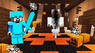 Майнкрафт видео прохождение - Жуткие дома на Minecraft картах! - Летсплей игры для мальчиков с Нубом