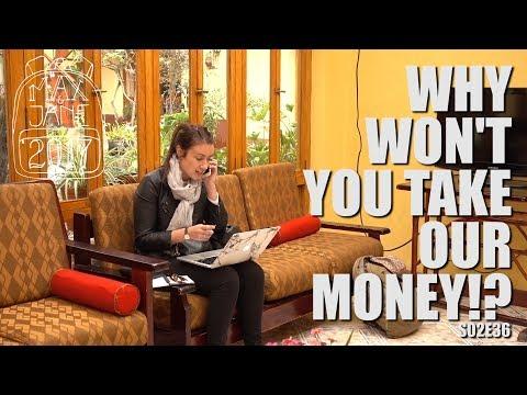 Cusco, Peru | Money fails & our last night bus!! | South America Travel Vlog E36