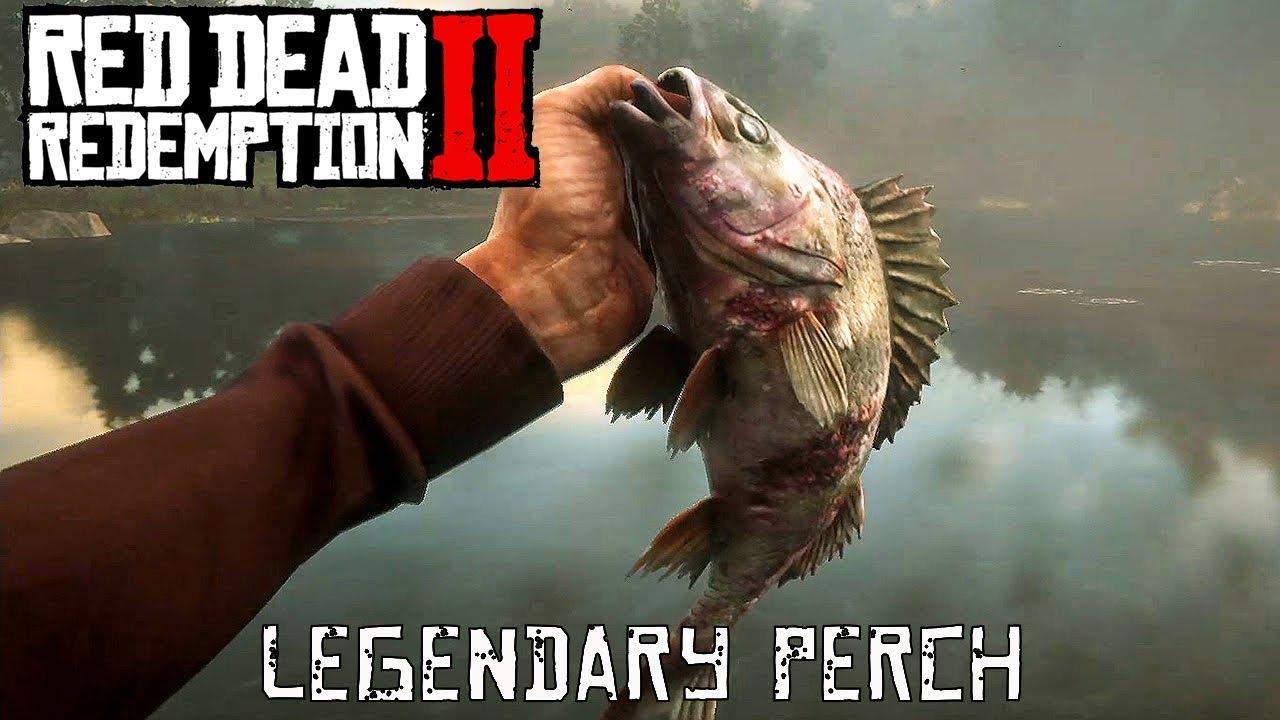 Red Dead Redemption 2 Liste Aller Legendaren Fische Ihre