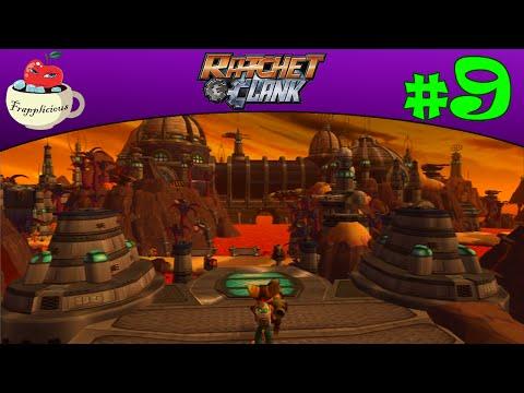 Ratchet & Clank - Episode 9: Volcanic Metal