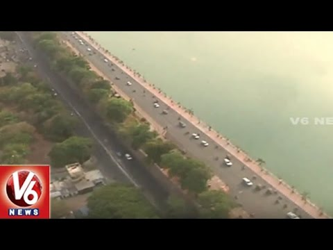 Telangana Tourism Introduces Helicopter Joy Ride In Hyderabad | V6 News