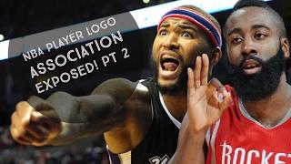 NBA Player Logo Association/NBA Exposed!!!! Part 2