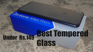 Best Tempered glass for Asus Zenfone Max pro m1