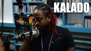 Kalado opens up about feeling suicidal + manufactured beef w/ Masicka