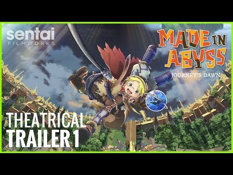 MADE IN ABYSS: Journey's Dawn Trailer #1