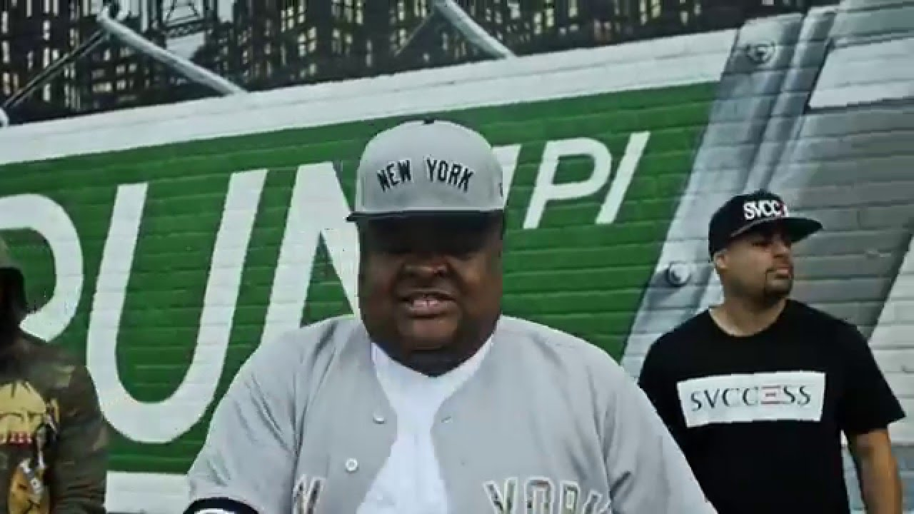 ABS OUN P FRED THE GODSON & HOCUS 45TH - BRONX ANTHEM