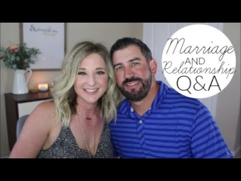 Marriage and Relationship Q&A   All about US!