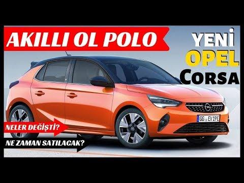 Opel Corsa 2019 – Yeni Kısa İnceleme – Özellikler – Frankfurt Otomobil Fuarı