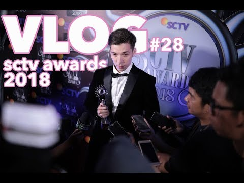 Stefan William Aktor Utama Paling Ngetop SCTV Awards 2018 #28