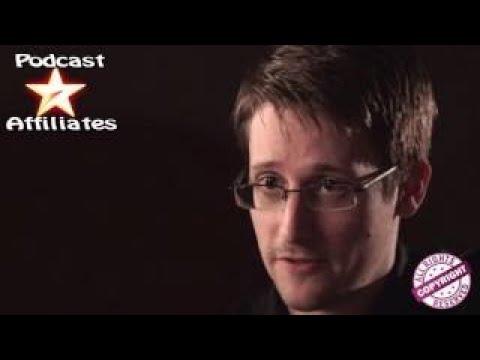 Conversation with Edward Snowden Neil deGrasse Tyson