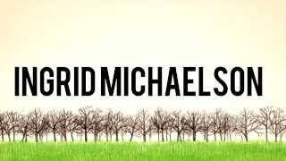 Ingrid Michaelson - Girls Chase Boys Lyric Video
