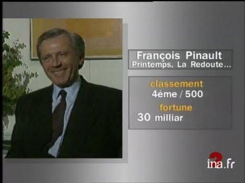 Le classement des plus grandes fortunes françaises