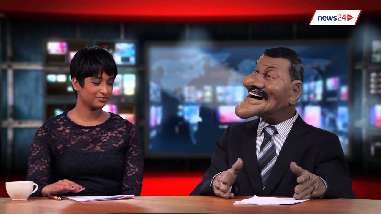 Download Puppet Nation ZA's Peter de Villiers reacting to their Emmy nomination will make you LOL