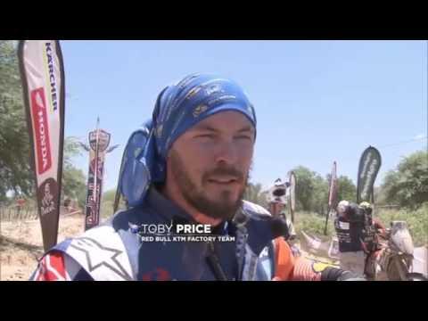 Dakar 2017 Stage 2