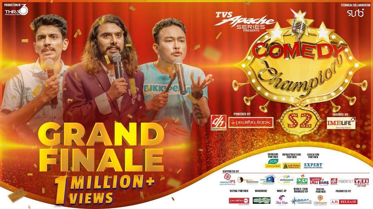 Download COMEDY CHAMPION  Season 2 - GRAND FINALE