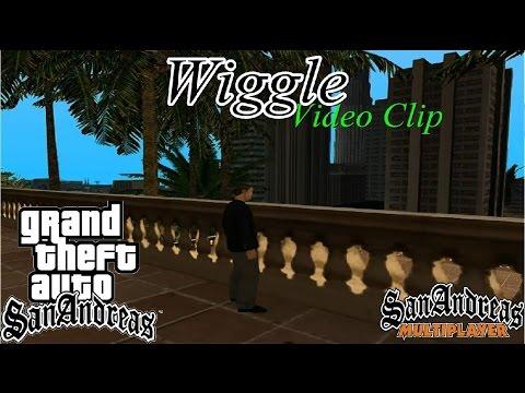 Wiggle (feat. Snoop Dogg) - Jason Derulo - Video Clip - Gta san andreas