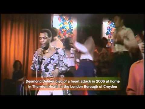 Desmond Dekker & The Aces Israelites 1978
