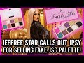 JEFFREE STAR SUING IPSY? DELETED TWITTER RANT INCLUDED!!