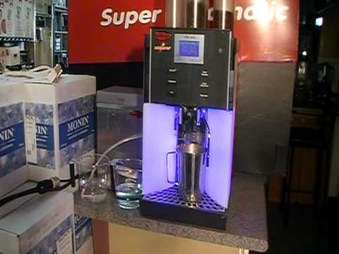 Schaerer Coffee Factory Espresso Machine Cleaning Youtube