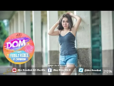 The Best Melody Remix 2019 By Panha Feat Mrr Thea and Mrr Long