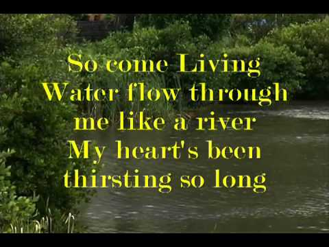 Come Living Water  Faith First wmv   YouTube