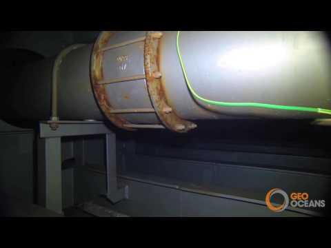 FPSO Ballast Tank Class Inspection using mini-ROVs