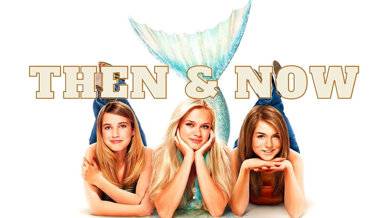 Download Aquamarine (2006) - Then and Now (2021)