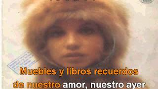 Karina de España - Ven, aqui siempre estaré - Demo - Karaoke