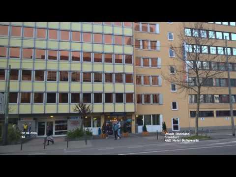 A&O Hotel Galluswarte - Frankfurt