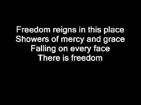 Jesus Culture - Freedom Reigns Lyrics Video