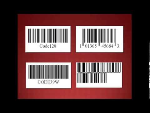 Shopkick Barcodes
