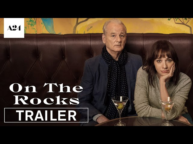 On The Rocks | Official Trailer HD | A24