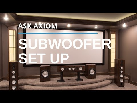 can you hook up subwoofers without an amp