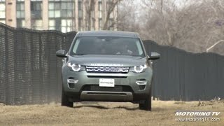 Test Drive: 2015 Land Rover Discovery Sport