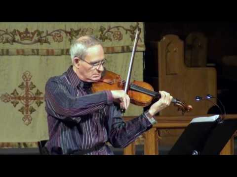Jacques Israelievitch & Charles Demuynck Recital Part I