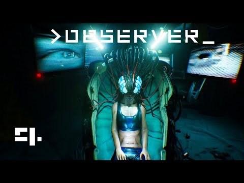 OBSERVER  | EPISODE 4 |  OBSERVER PC -DETECTIVE GAME