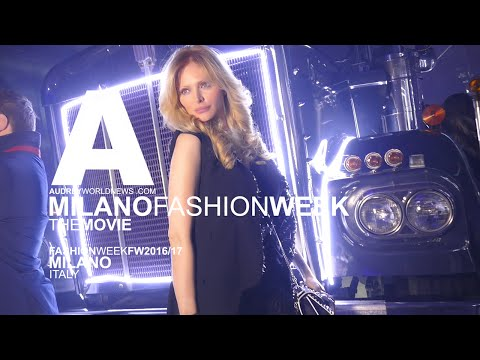 MILANO FASHION WEEK WOMAN FW2016 THE MOVIE