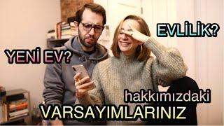 EVLENMEYİ HİÇ DÜŞÜNMEDİK Mİ? peki ya Türkiye'de yaşamak?