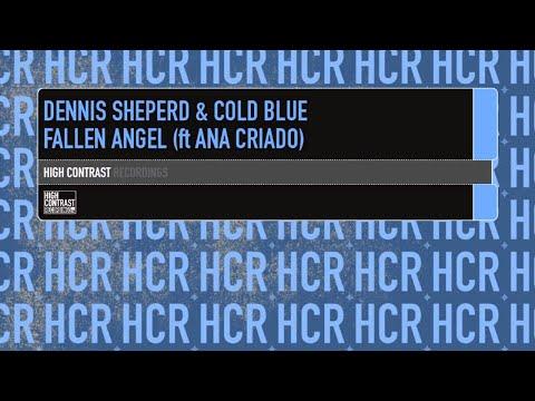 Клип Dennis Sheperd - Fallen Angel - Cold Blue Club Mix
