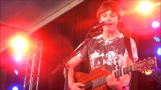 Jake Bugg @ Firefly Festival Coffeehouse Acoustic Stage