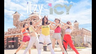 "ITZY ""ICY"" DANCE COVER BY HISTORY MAKER FROM INDONESIA"