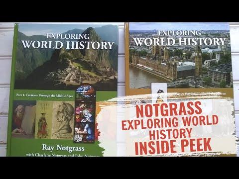 Notgrass Exploring World
